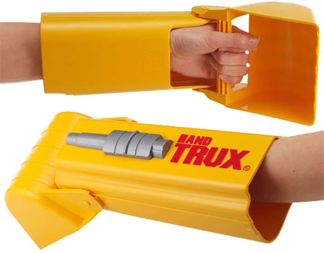 Handtrux Backhoe Cool Gift for the Kids