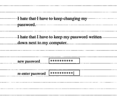 I Hate Everything Book New Password