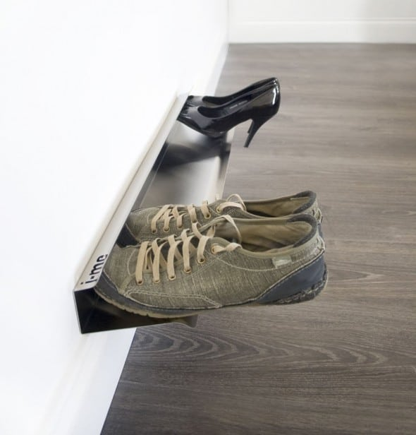 J-Me Shoe Rack Horizontal Minimalistic Design