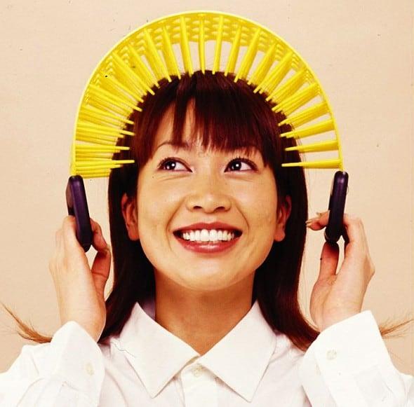 Kenzan-Japanese-Head-Massager-Tension-Reliever Buy Weirdest Gift