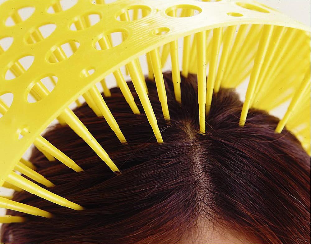 Kenzan-Japanese-Head-Massager-Tension-Reliever Cool Japanese Invention