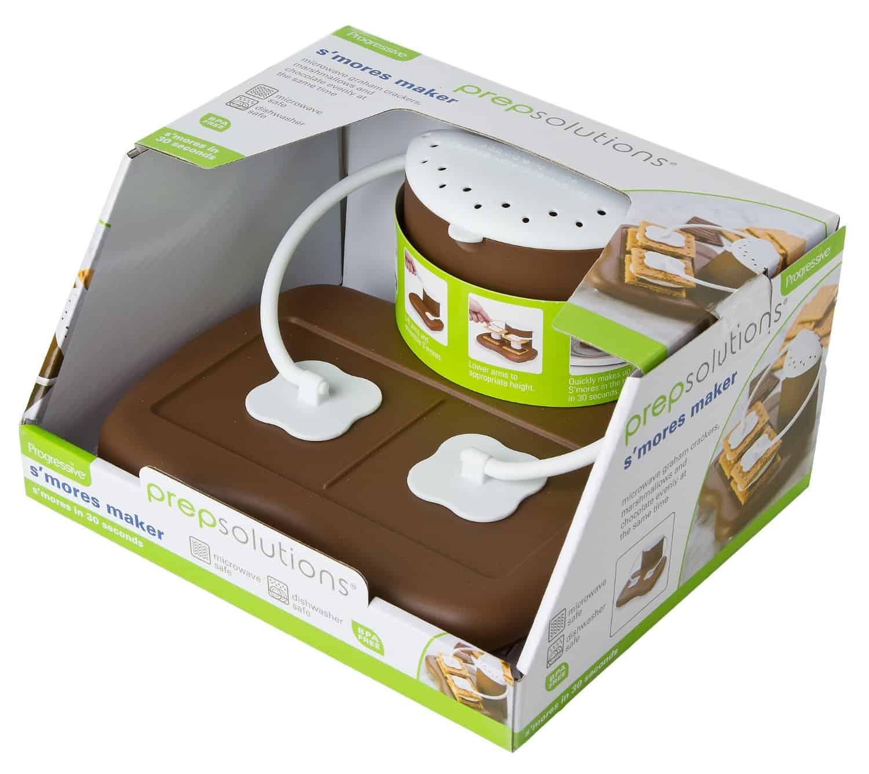 Microwavable SMores Maker Supermarket Packaging