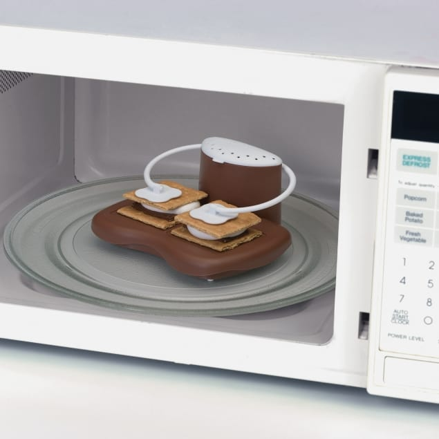 Progressive Microwavable S'Mores Maker Easy Way To Make Smores