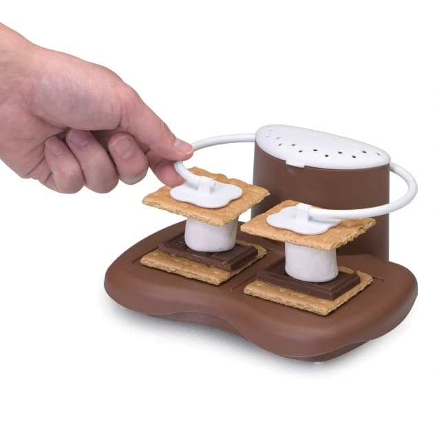 Progressive Microwavable S'Mores Maker Indoor Camping Tool for Kids