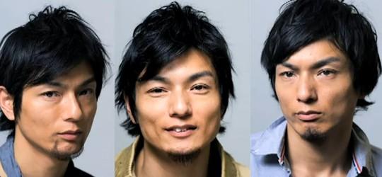 Propia Hige Japanese Fake Beard Set Manly Man Fashion