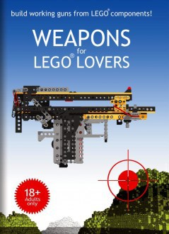 Build cool working guns from Lego blocks.