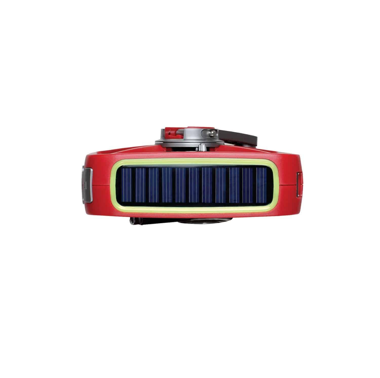 American Red Cross FRX3 Hand Turbine solar Charging Panel