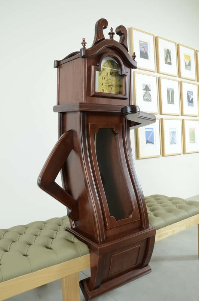 Beauty and the Beast Inspired Furniture Playful Grandfather Clock