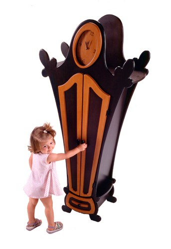 Beauty and the Beast Inspired Furniture Walter Closet Novelty