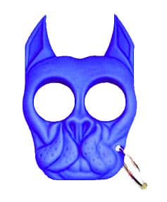 Brutus-the-Bull-Dog-Self-Defense-Keychain-Blue