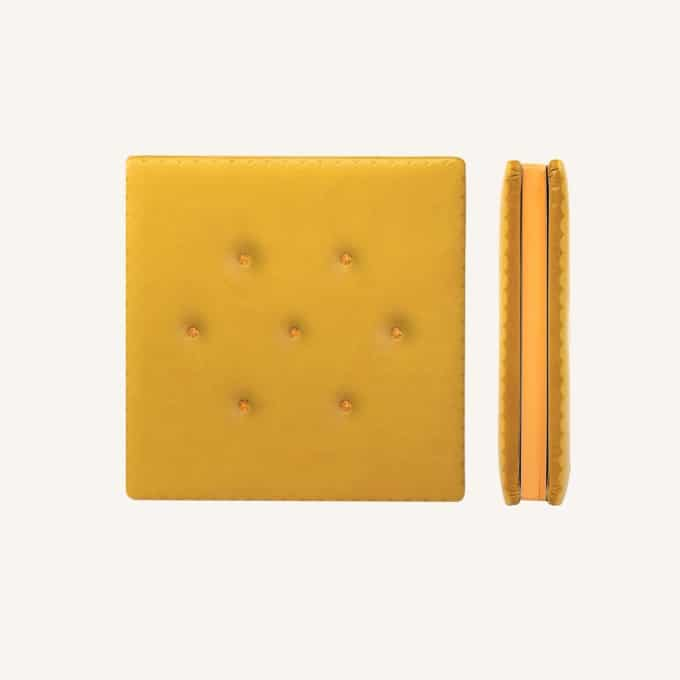 Daycraft Cheese Cracker Notebook Food Product Design