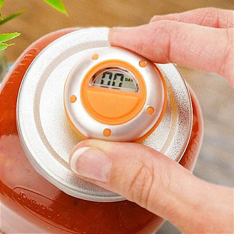 DaysAgo-Food-Freshness-Timer-No-more-Guessing