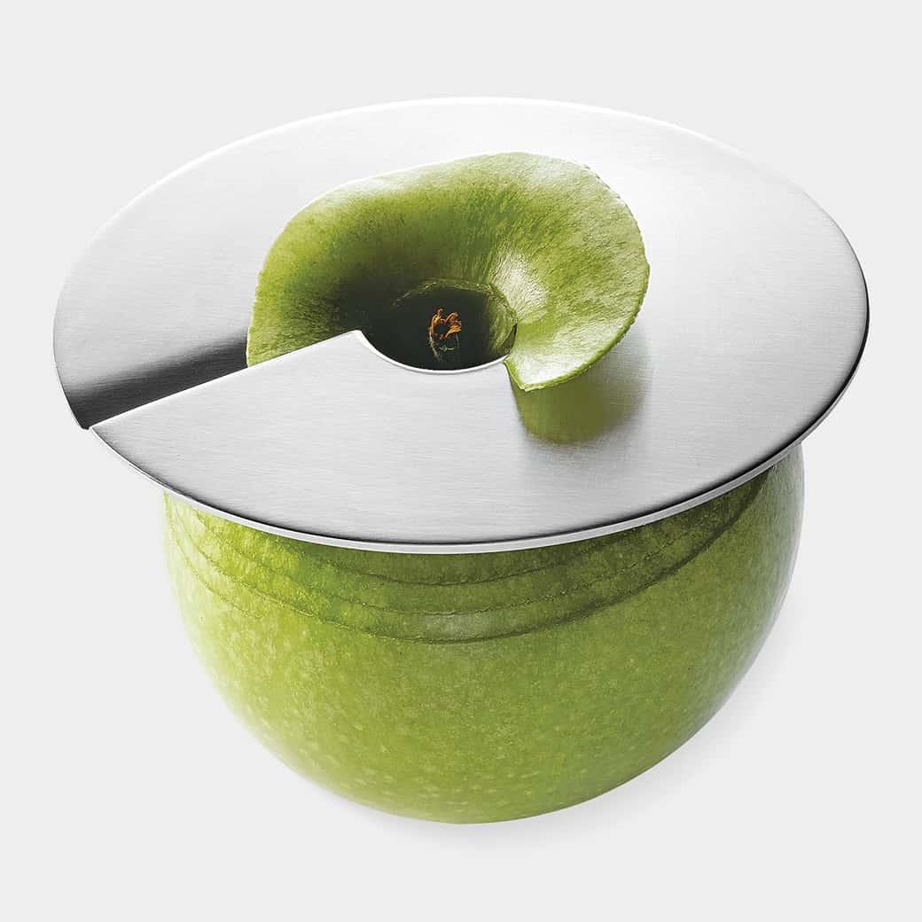 Giro Apple Slicer by Mono Thin Swirly Slices