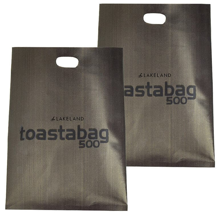 Lakeland Toastabags Reusable Toaster Bags 2 Packs