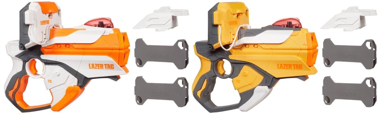 Lazer Tag Twin Pack Virtual Reality Nerf Guns