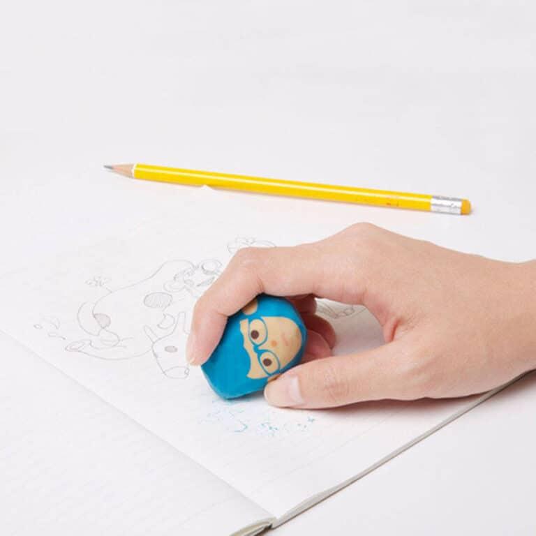 Megawing Rubber Barber Eraser Useful Cool Product