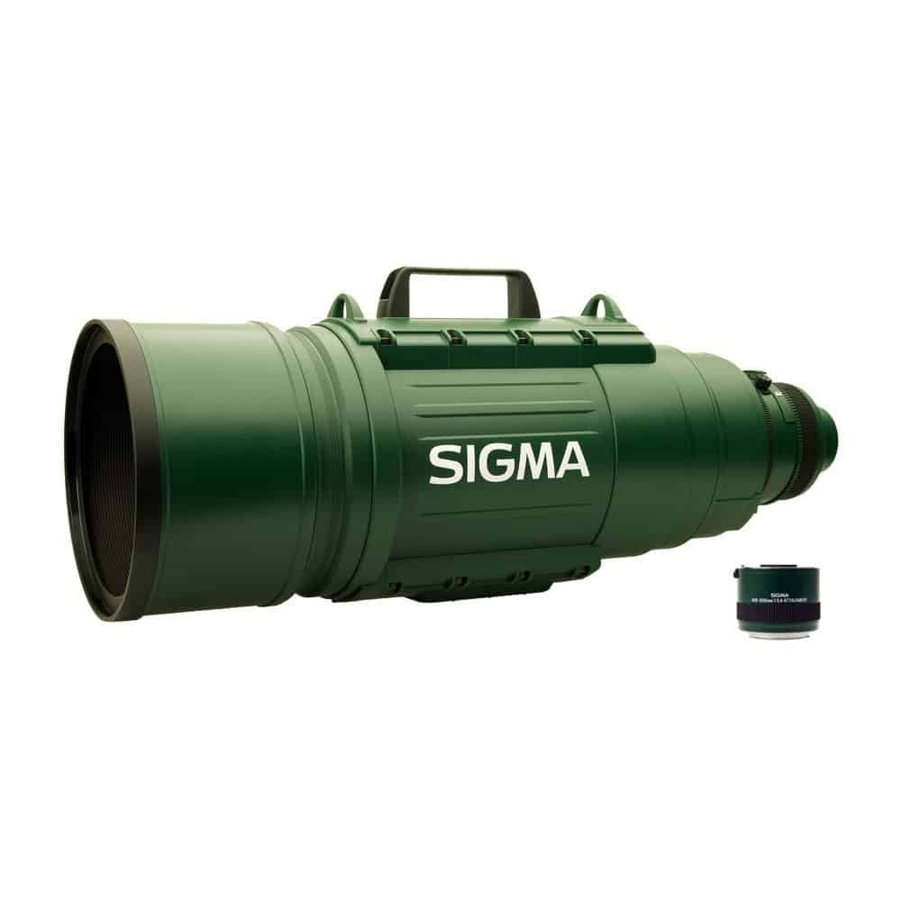 Sigma 200-500mm f2.8 APO EX DG Ultra-Telephoto Zoom Lens Amazing DSLR Camera Accessory