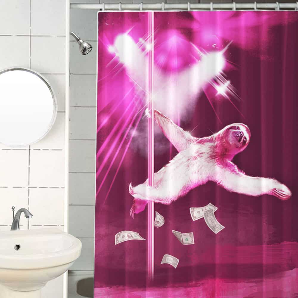 Daily hot showers just got a lot steamier!