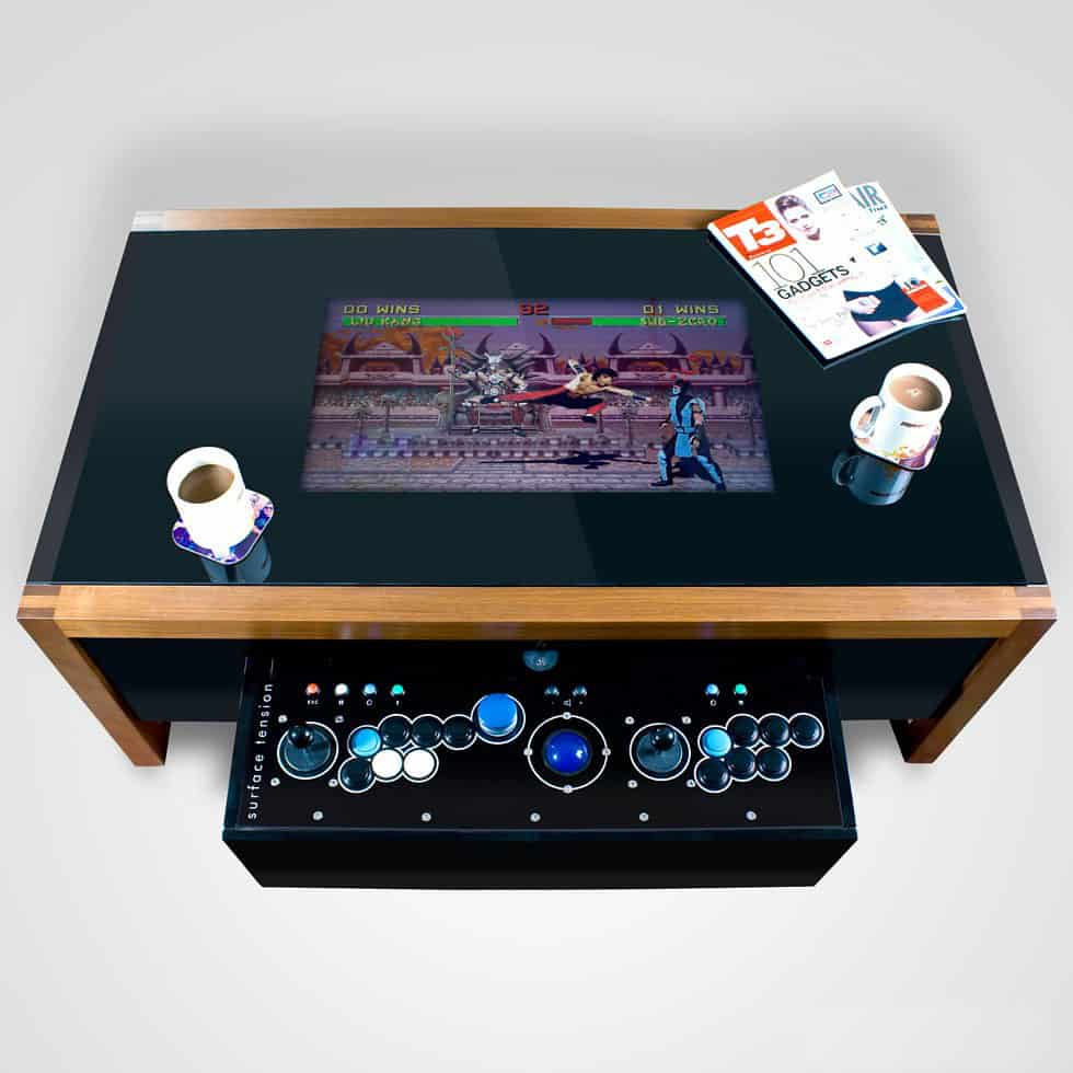 Arcane Arcade Table Noveltystreet