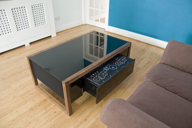 Arcane Arcade Table Play Retro Games in your Living Room