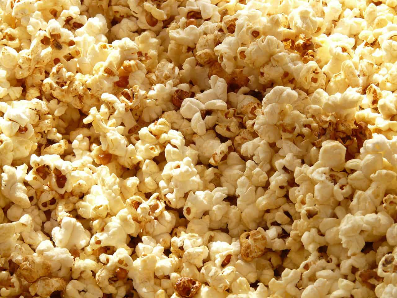 What do you get when you combine butter, bacon, popcorn and salt?