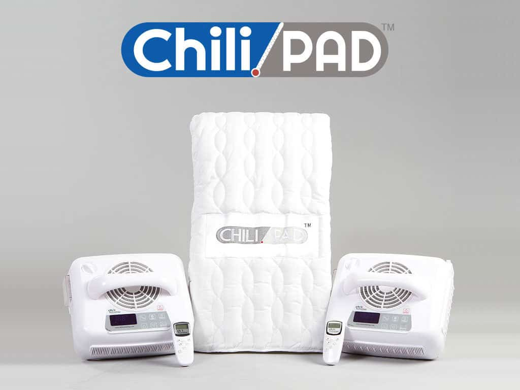 ChiliPad Cooling and Heating Mattress Pad Cool Gift for Couples