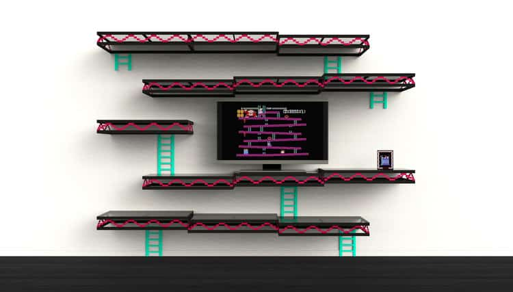 Show a little Donkey Kong love on your wall.
