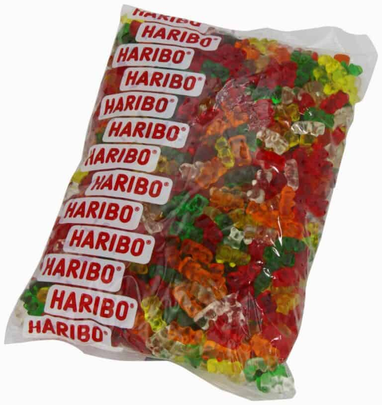 Haribo Sugar Free Classic Gummi Bears Delicious Soft Chewy Goodness