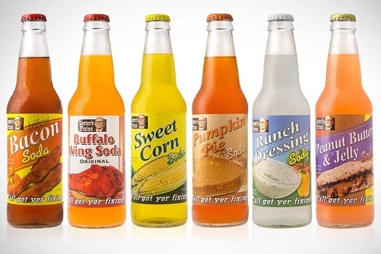 Lesters Fixins Food Sodas Unique Weird Gift Idea