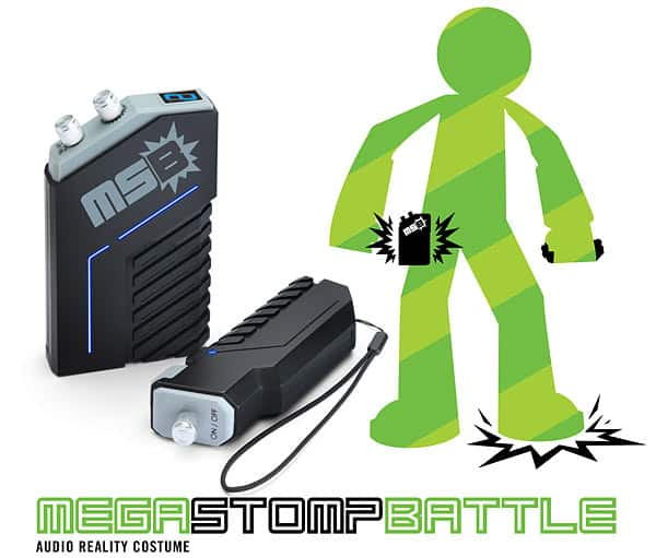 Mega Stomp Battle Audio Reality Effects  Play with Sounds