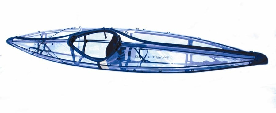 Napali Foldable Clear Touring Kayak - NoveltyStreet