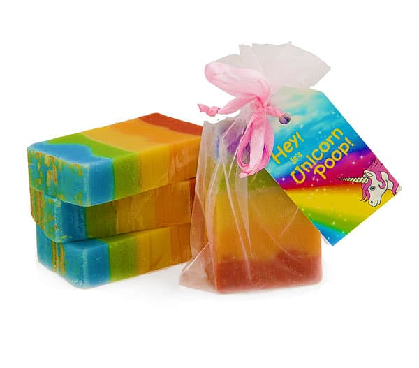 Outlaw Soaps Unicorn Poop Soap Cute and Interesting Product to Buy