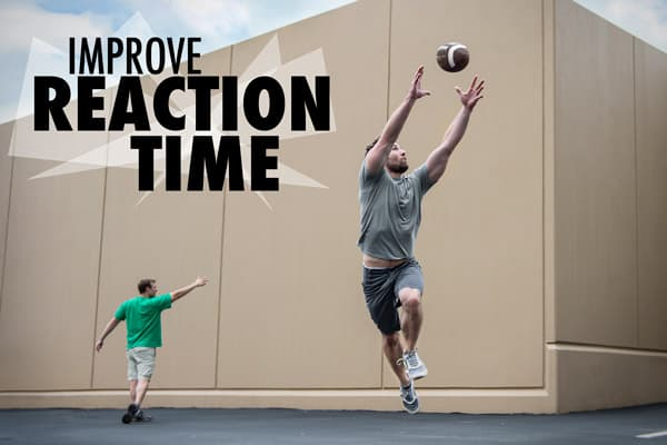 PassBack Training Football Drastically Improve Receivers Reaction Time