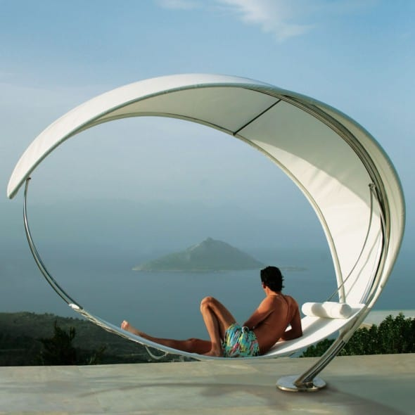 Petiole Hammock Cool Expensive Stuff to Buy for Backyard