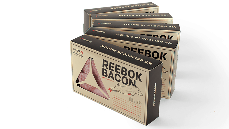 Reebok Bacon a Healthy Bacon for CrossFit People