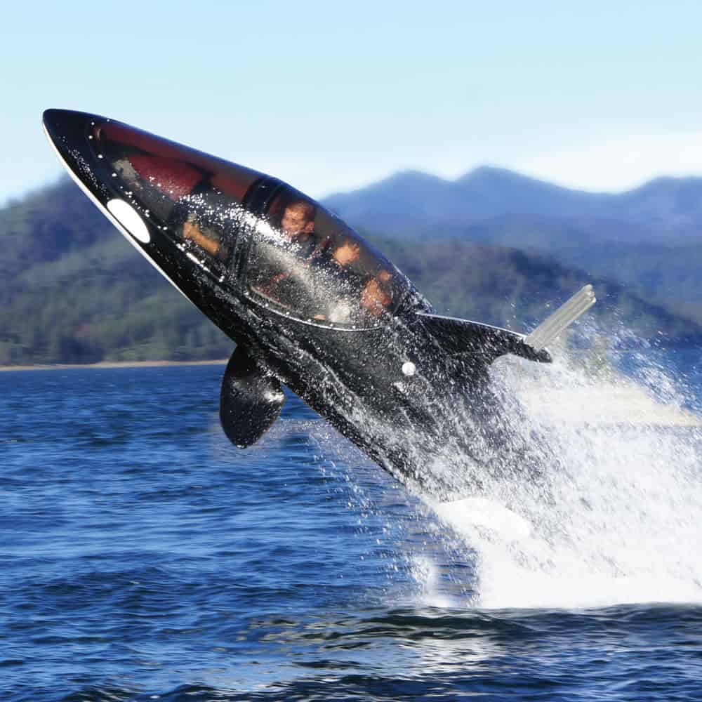 Seabreacher Killer Whale Watercraft Cool Expensive Stuff to Buy with Money