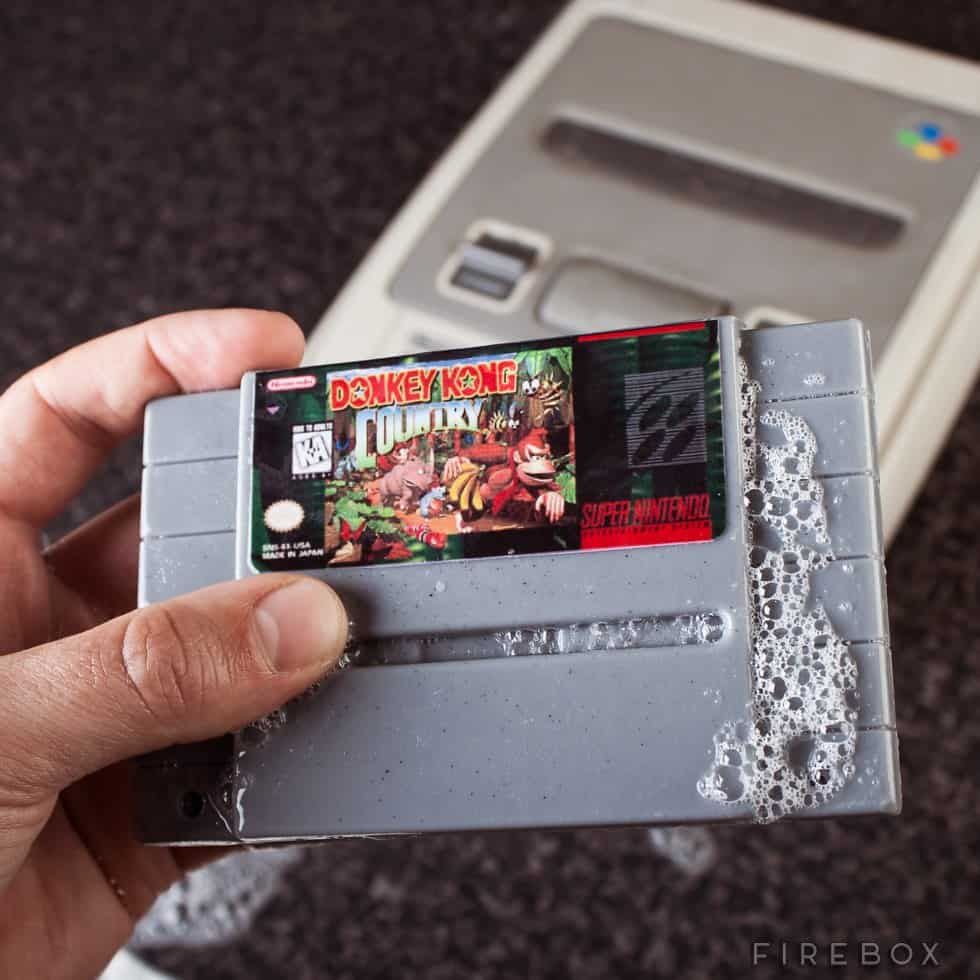 Super Nintendo Gamer Soap Cartridges Cool Gift for Gamer Boyfriend