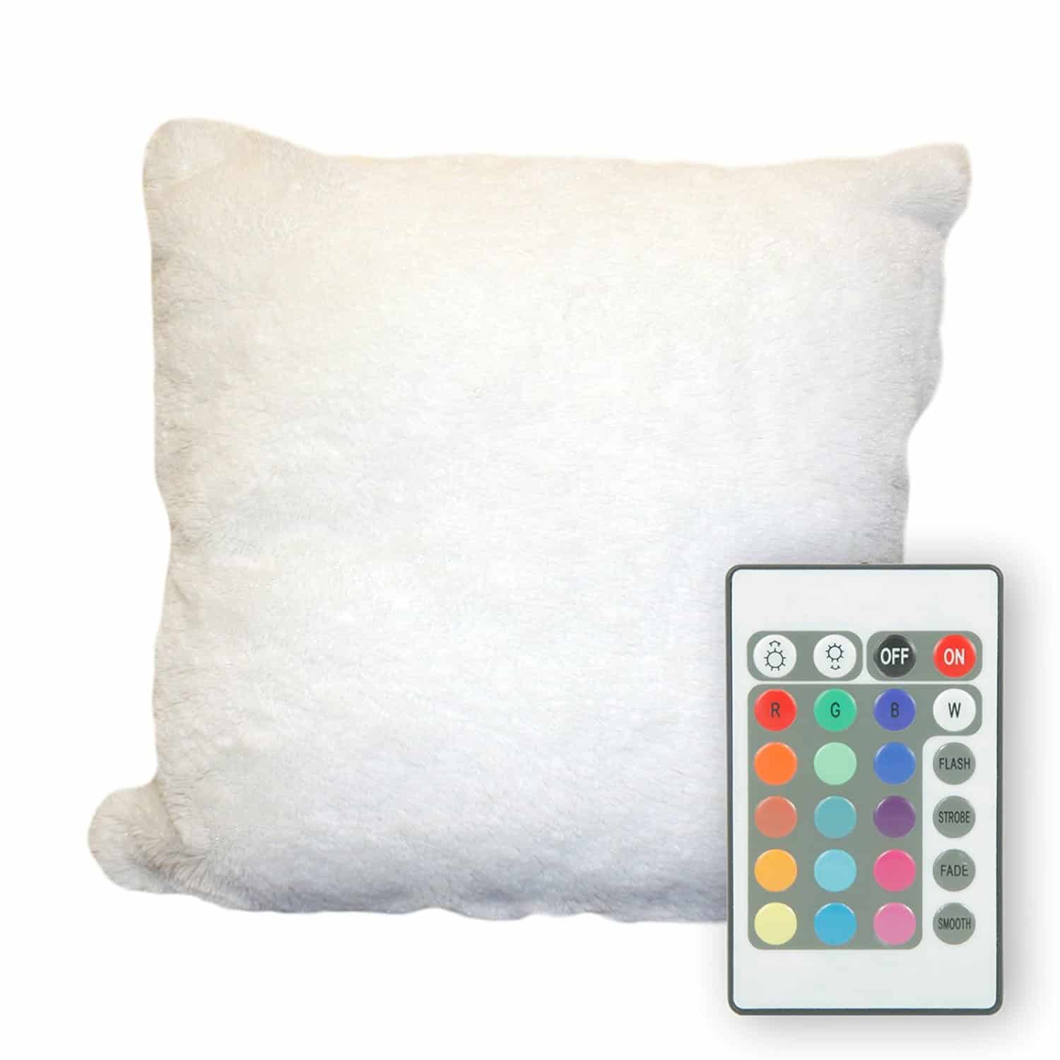 Thumbs Up Moonlight Cushion with LED Lights Remote