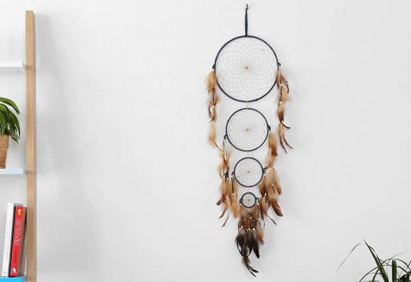 Tiered Dreamcatcher Native American Home Decor
