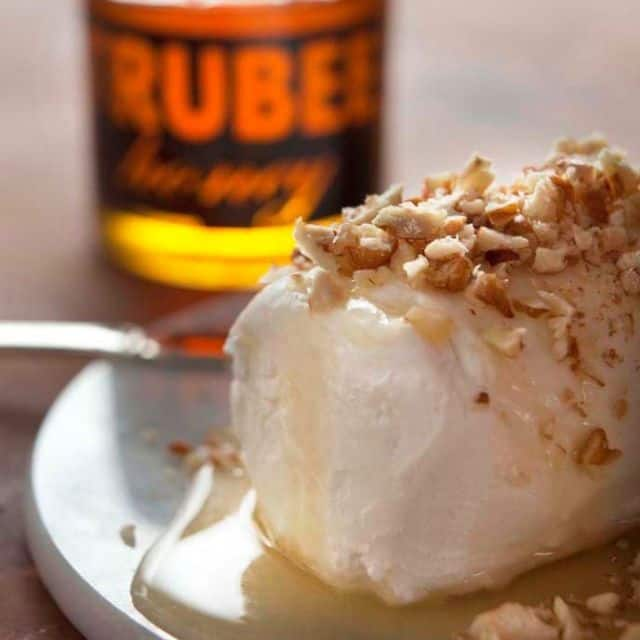 TruBee Raw Seasonal Honey Desserts to Die for Ice Cream with Honey