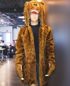 One cool bear outfit fur sure!