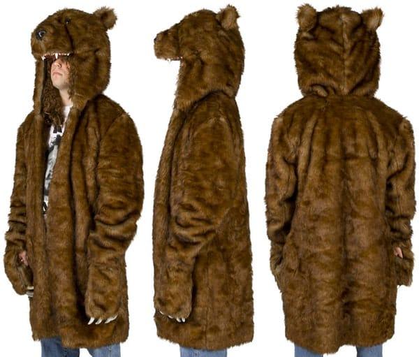 Workaholics Official Bear Coat Series Memorabilia