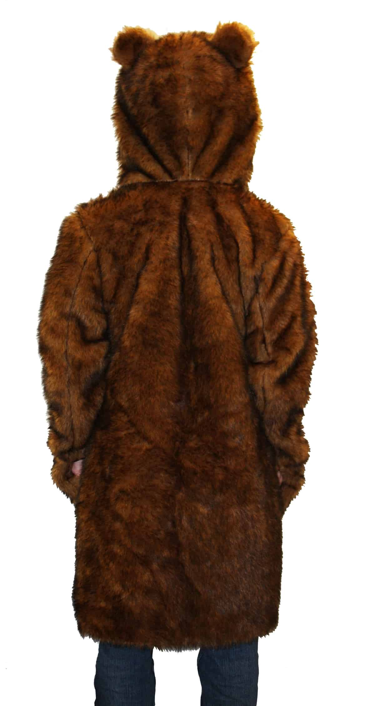 Workaholics Official Bear Coat Unique Costume