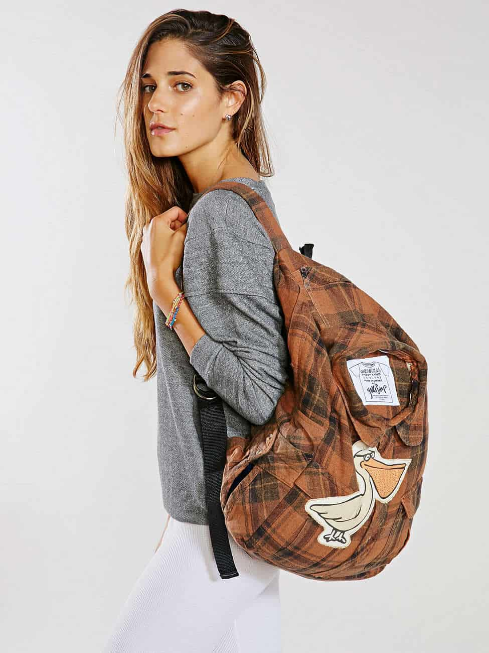 Yokishop Jet Plane Cool Backpack for College