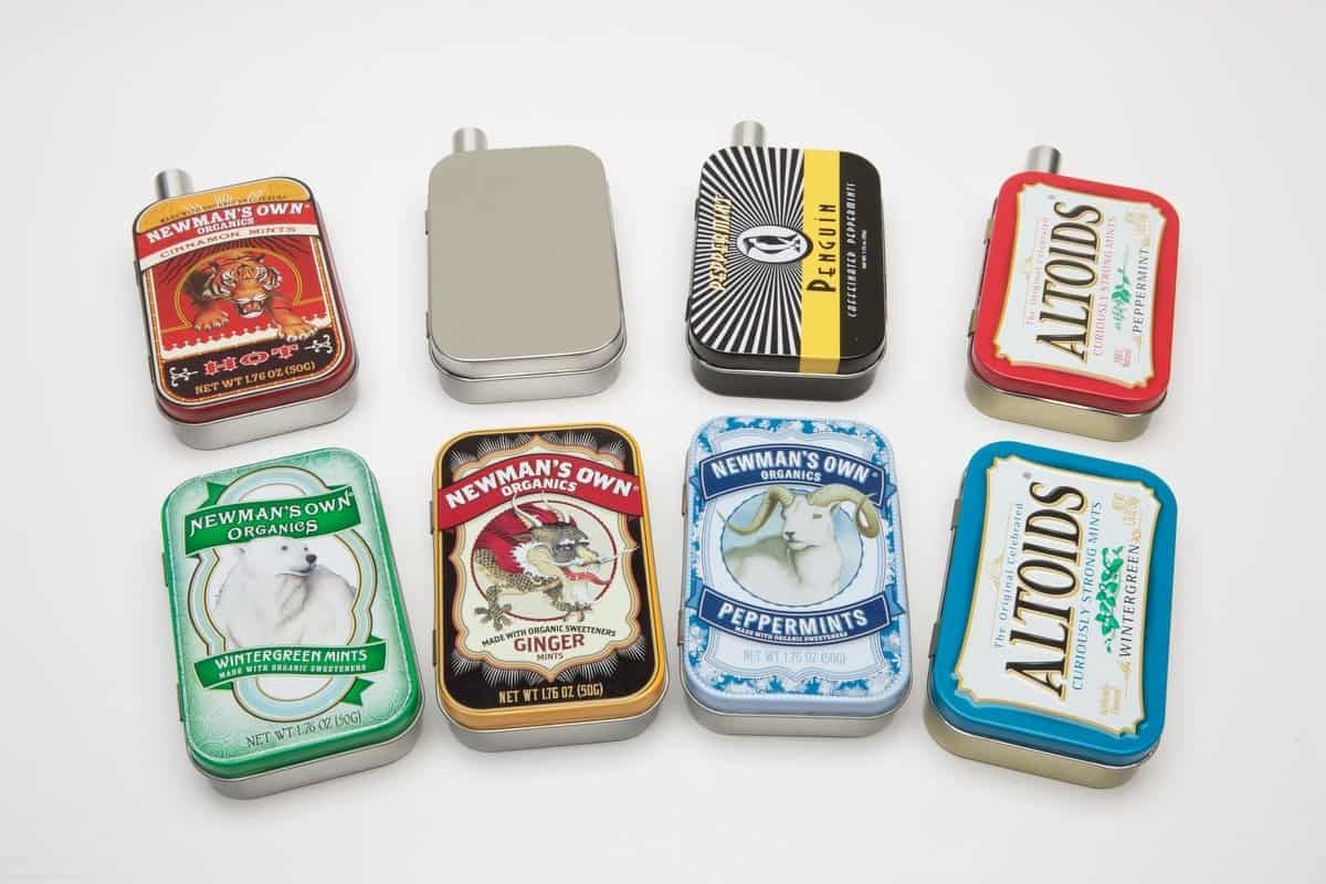 CMOY Headphone Amplifier Variety of Tin Cans