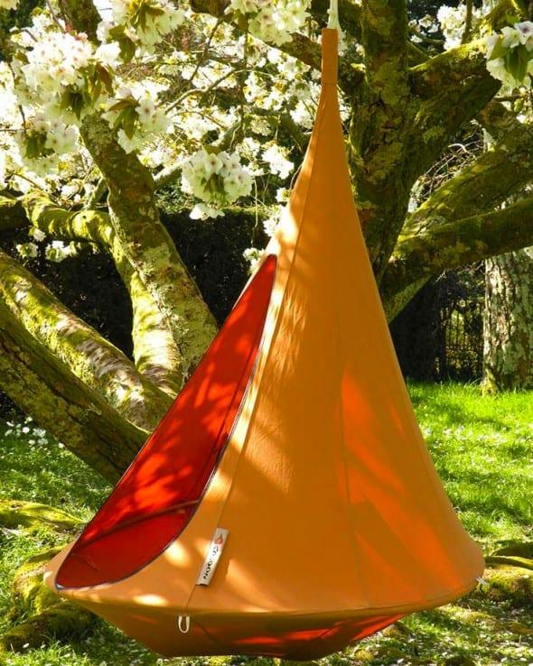 Cacoon Hammock Elegant Garden Swing Chair
