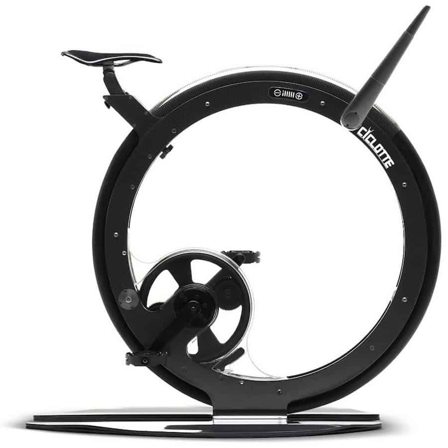 Ciclotte Luxury Exercise Bike Cool Product Design