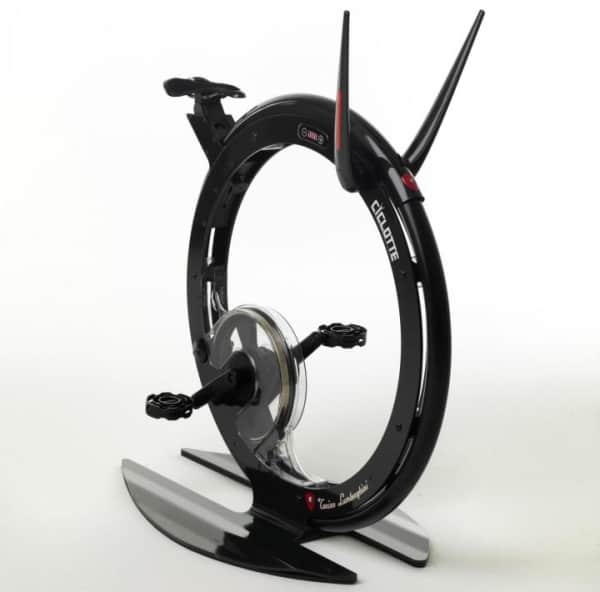Ciclotte Luxury Exercise Bike Fitness for Rich People