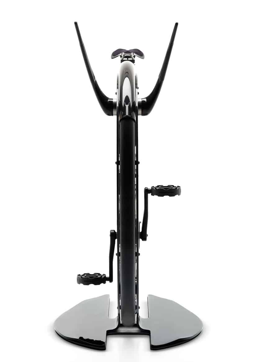 Ciclotte Luxury Exercise Bike Front View