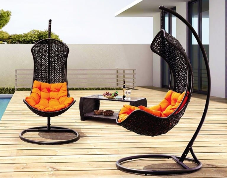 Clove Balance Curve Porch Swing Chair Buy Cool Furniture